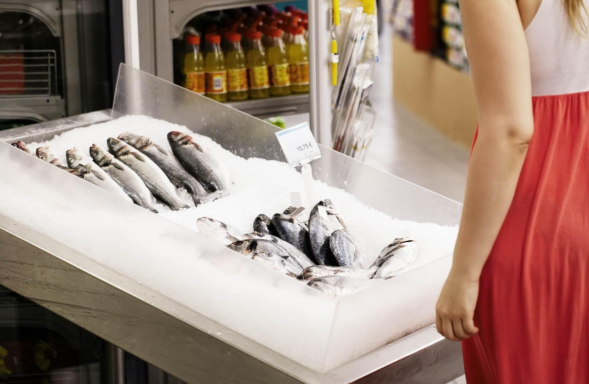 Comprar pescado de acuicultura
