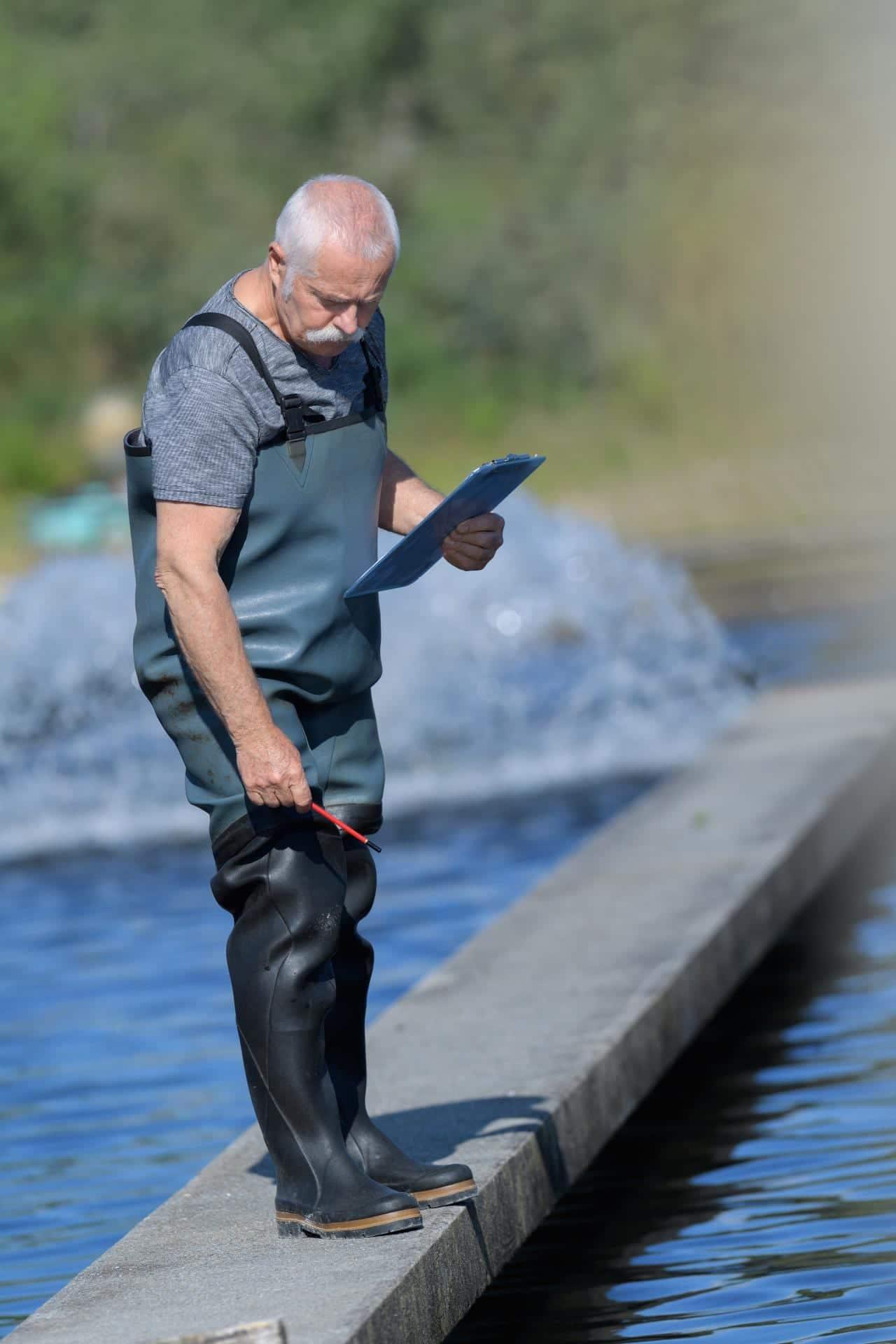 Empleo del acuicultor