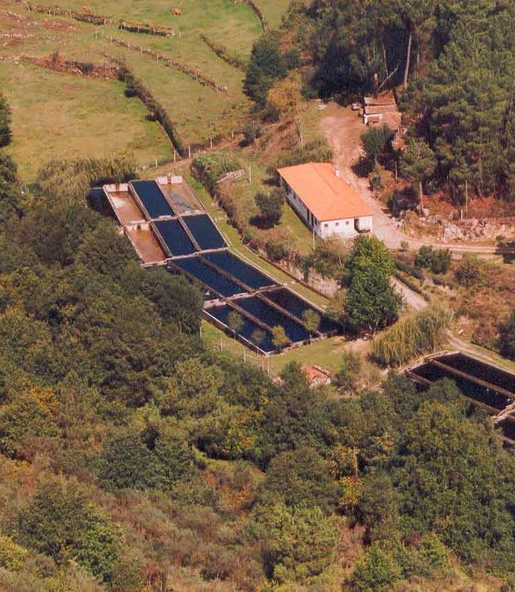 Zona de acuicultura continental