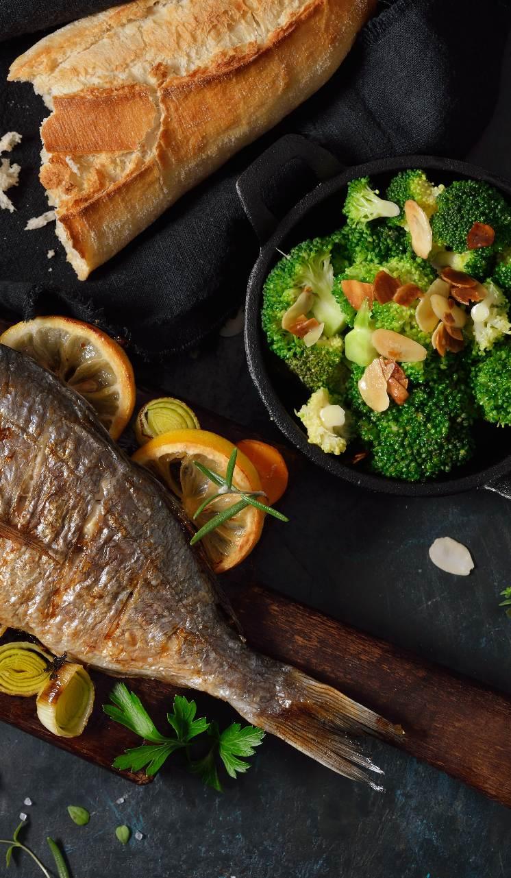 Razones por las que el pescado de acuicultura es saludable