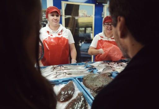 Sácale partido al pescado de acuicultura