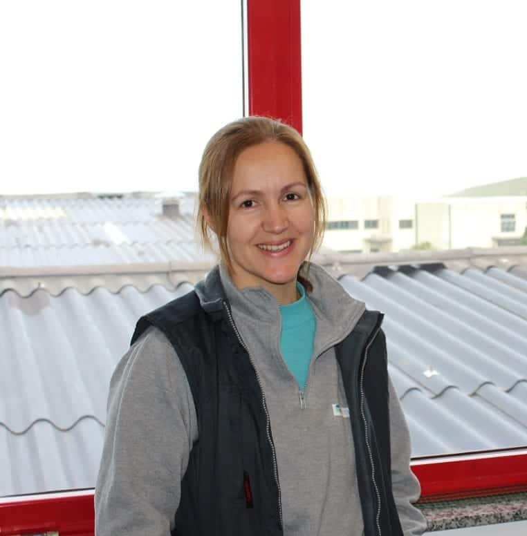 Eva Dieguez Hatchery Production Manager