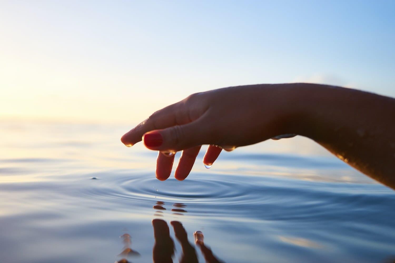 reflejo de agua acuicultura de españa