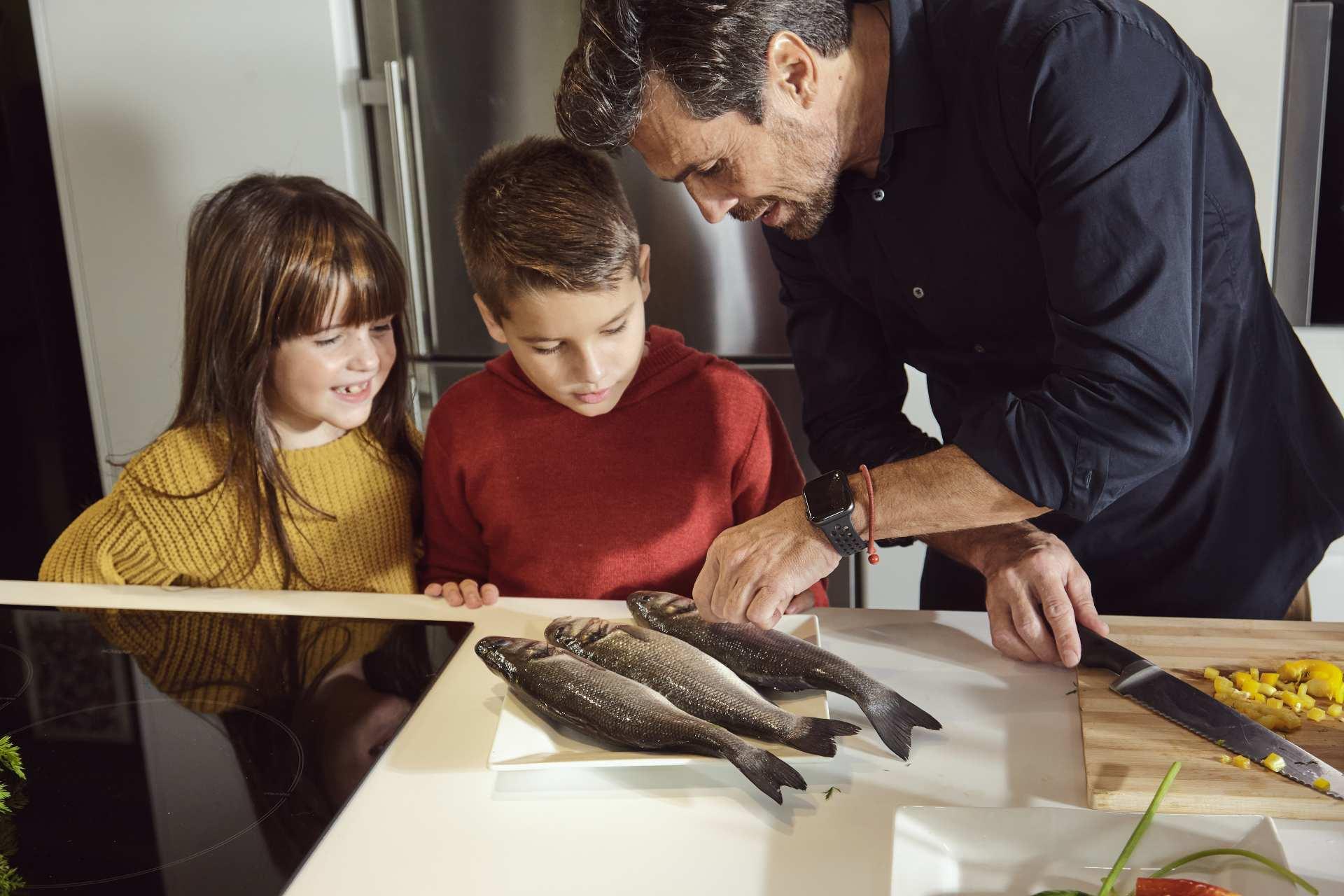 dieta saludable con acuicultura de españa