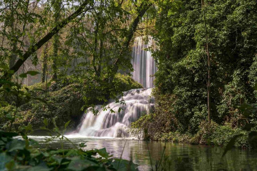cascada acuicultura de españa