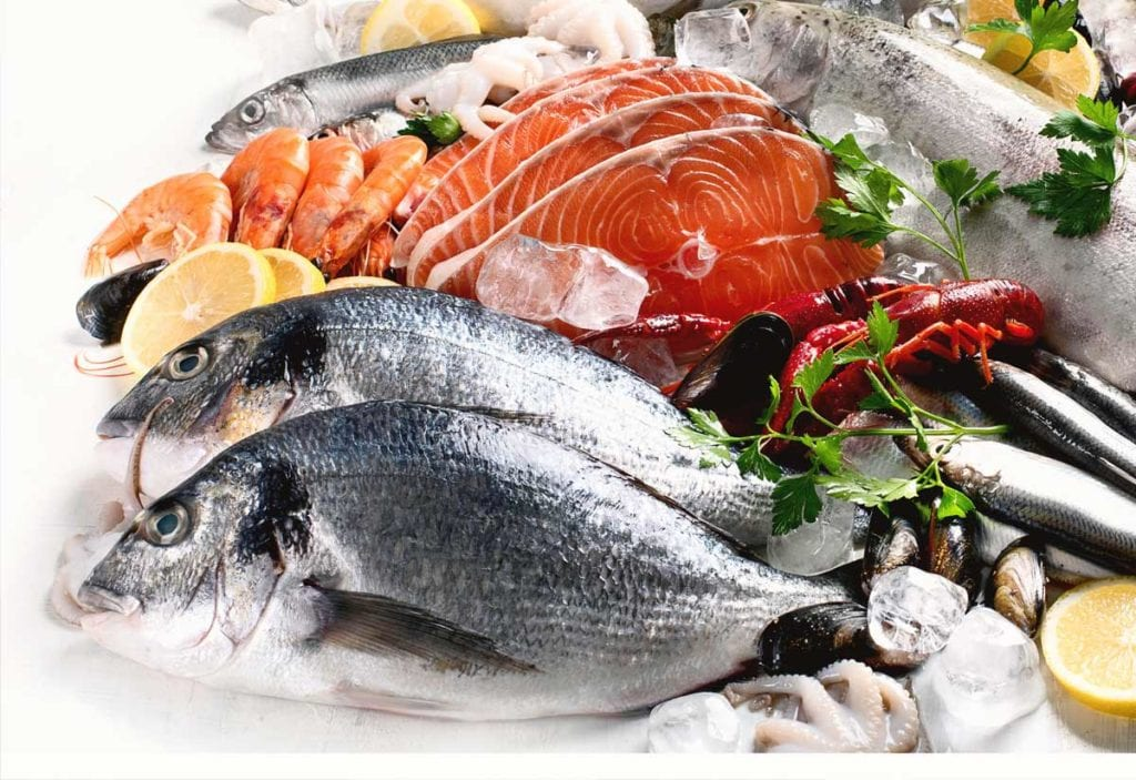 el mejor pescado de acuicultura en pescadería