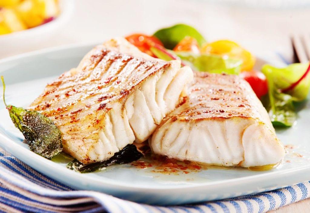 Los nutrientes del pescado de acuicultura