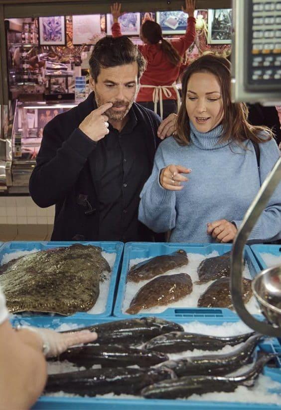 comprar pescado de acuicultura en pescadería