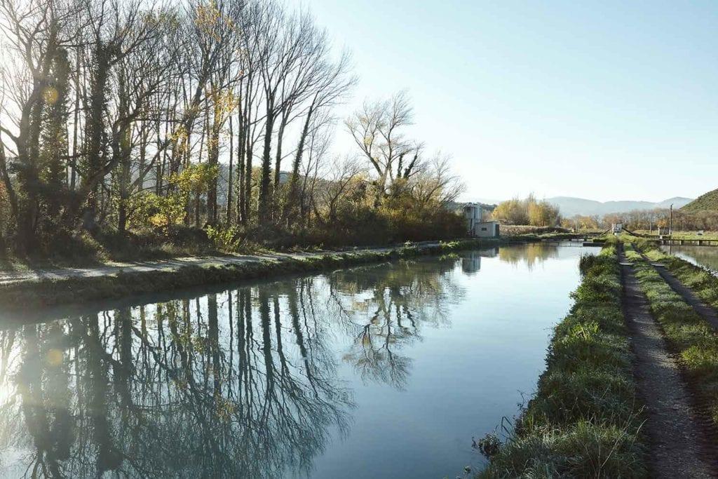 Acuicultura de España rio