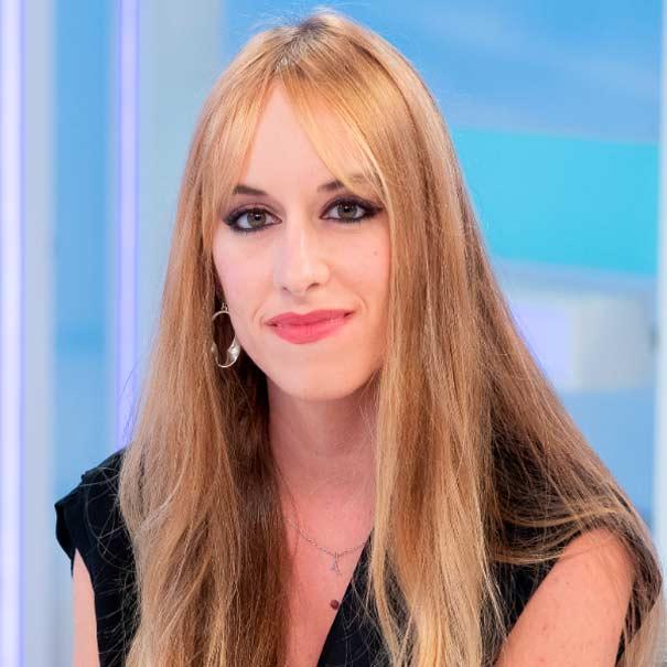Andrea Calderón, nutricionista de la Sociedad Española de Dietética y Ciencia de la Alimentación (SEDCA)