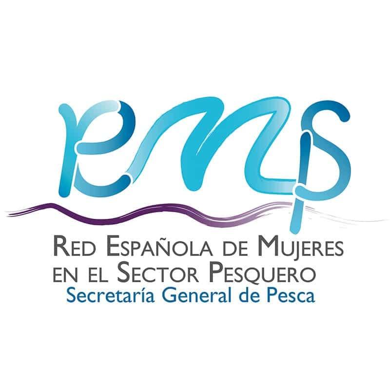 red española de mujeres en el sector pesquero