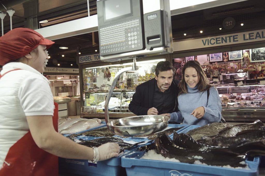 como pedir pescado en la pescadería