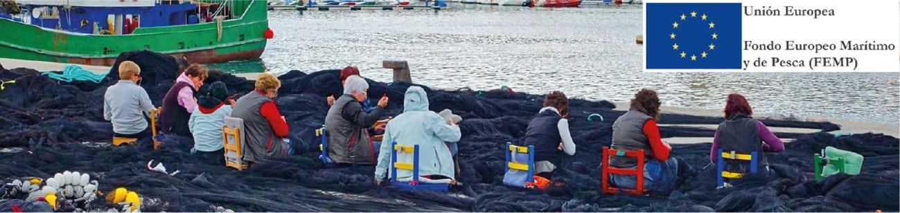 Mujeres en el Sector Pesquero, acuicultura de España