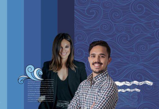 Podcast de acuicultura de España: Lo estrenamos con Carlos Ríos y Mercedes Martín